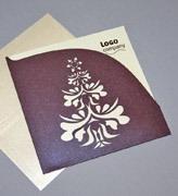 Новогодние открытки 2018 40621-3