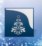 Новогодние открытки 2018 40621