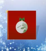 Новогодние открытки 2018 40627