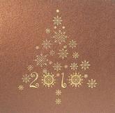 Новогодние открытки 2018 41095