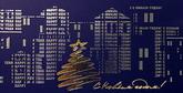 Новогодние открытки 2018 41139