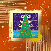 Новогодние открытки 2018 41172
