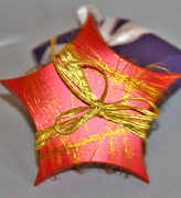 Коробочки для подарков Красная звезда