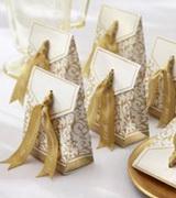 Коробочки для подарков Золотой подарок