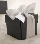 Коробочки для подарков Black Tie