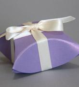 Коробочки для подарков Сиреневая ракушка