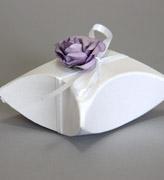 Коробочки для подарков Мраморная ракушка