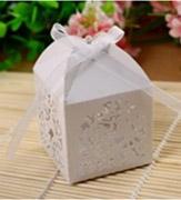 Коробочки для подарков Белый восторг 3