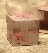 Коробочки для подарков Сиреневая коробочка