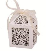 Коробочки для подарков Белый восторг 6