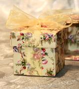 Коробочки для подарков Цветочная коробочка