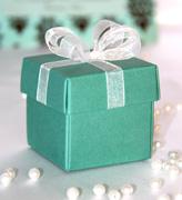 Коробочки для подарков Изумрудная 2