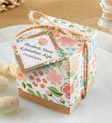 Коробочки для подарков Коробочка листья