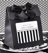 Коробочки для подарков Черное фортепиано