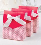 Коробочки для подарков Красный подарок