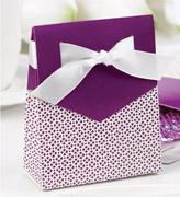 Коробочки для подарков Фиолетовый подарок