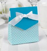 Коробочки для подарков Лазурный подарок