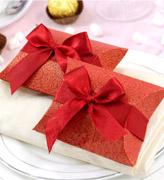 Коробочки для подарков Красный ампир 2