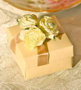 Коробочки для подарков Айвори