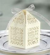 Коробочки для подарков Восторг кремовый