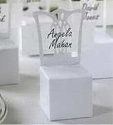Коробочки для подарков Белые стулья 2